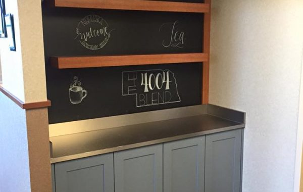 Coffee Bar for Nebraska Hematology & Oncology